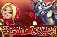 Игровой автомат FairyTale Legends Red Riding Hood